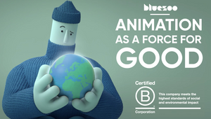 Animation as a Force for Good: Blue Zoo Becomes a B Corp