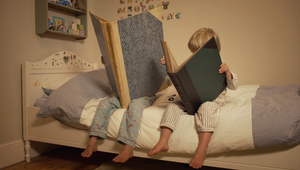 Love Writing Co Makes Kids Centre Stage in an Adult Sized World in Latest Spot