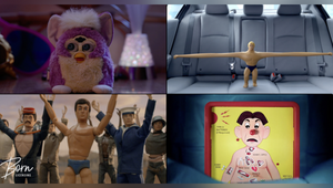 Creative with Character: Toying with Advertising