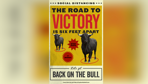 Essential Campaign Helps Durham Get 'Back on the Bull' Amid Covid-19 Pandemic