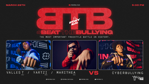 Pony Malta Drops a Freestyle Beat to Help Fight Bullying