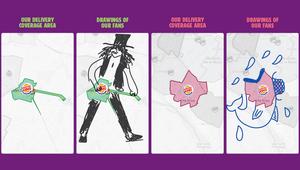 Burger King and Garabato MullenLowe Launches Original Way to Reward Creativity with Free Menus