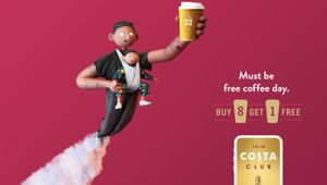 Costa Coffee Unveils 'Costa Club' Loyalty Proposition with Value at Its Heart