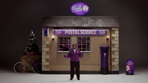 VCCP Brings Cadbury's Secret Santa Postal Service Online for 2020