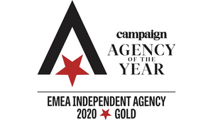 Distillery Wins Campaign Magazine's EMEA Independent Agency of the Year 2020