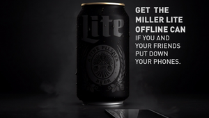 Miller Lite's Limited Edition Can Goes Offline and So Should You