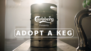 Adopt a Lonely Carlsberg Keg to Support Bars in Denmark