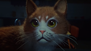 adam&eveDDB Creates Horror Movie for Cats Inspired by Their Fear of Everyday Objects