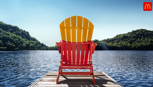 McDonald's Canada's Summertime Campaign Invites Travellers to Take a Break