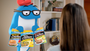 Charlie the Tuna Returns to TV with Solution for Fuelling Active Lifestyles