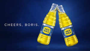 Inca Kola Invites UK Prime Minister to Make a Toast
