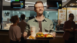 McDonalds Czech Republic's Crispy Chicken Deluxe is So Good, It'll Change Your Daily Routine