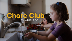 Whirlpool Helps Make Chores A Part of Learning with Chore Club