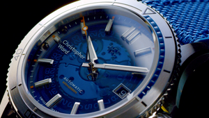 Christopher Ward Watches Keep Swiss Engineering British