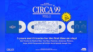 Producer/DJ Boston Bun Brings all the Good Vibes on Debut Compilation Album CIRCA '99 Vol. 1