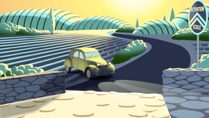 Citroën Travels Through Time in Charming Animated Series Créateurs De Comfort