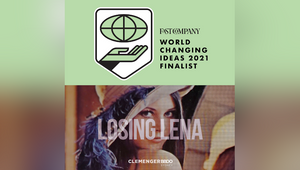 Clemenger BBDO Sydney Selected as Finalist in Fast Company's 2021 World Changing Advertising Category