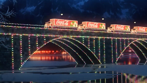 Creativity, Consistency, Culture and Coca-Cola Win UK Hearts This Christmas