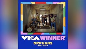 Coldplay Orphans Wins MTV VMA Best Rock
