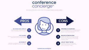 The Pros and Cons of Moving Events Online