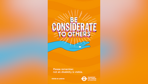 Transport For London's Colourful Campaign Spreads Kindness Across Public Transport