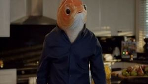 Fish-Headed Man Launches Pay ID's Inaugural Campaign