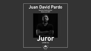 MullenLowe SSP3's Juan David Pardo Joins The Immortal Awards Jury