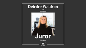 TBWA\Dublin's Deirdre Waldron Joins The Immortal Awards Jury
