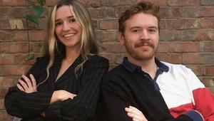 The Corner Hires Creative Duo Paloma Gardiner and Alastair Milne