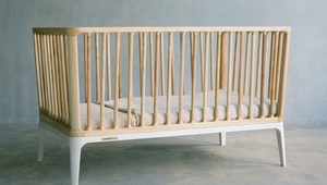 This is the First Ever Fossil Fuel Free Manufactured Cot