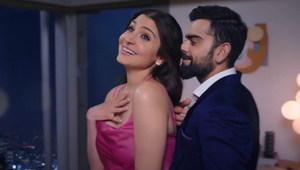 Soap Brand Lux Gives the Stars a Glow in Campaign Featuring Anushka Sharma and Virat Kohli