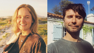 Couscous Signs Directors Emilie Badenhorst and Thibault Dumoulin