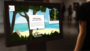 Cypha Interactive Brings to Life the National Museum of Australia's Endeavour Voyage Exhibition