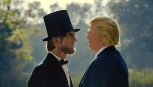 Satirical PSA Imagines Honest Conversations between Abraham Lincoln and Donald Trump