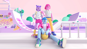 Final Frontier and PPURPOSE Deliver Candy-Coated Character Animation for Singtel Dash