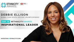 2021 Ethnicity Awards Nominate VMLY&R COMMERCE's Debbie Ellison Top 10 Inspirational Leader