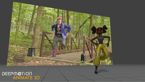 Motion Technology Startup DeepMotion Makes Motion Capture Accessible with Animate 3D