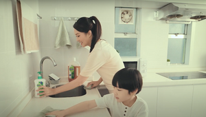 Dettol's Heartfelt Film Keeps Families Protected in all Environments