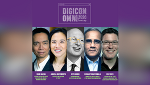 Global Keynote Speakers and Renowned Experts Lead Virtual DigiCon OMNI 2020