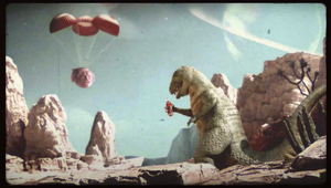 Dinosaurs and Puppets Can't Believe Coca-Cola Zero's Best Ever Taste