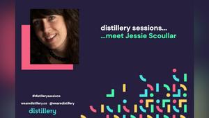 Distillery Podcast: Meet Jessie Scoullar