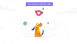 Charming Animated Dog Introduces Just Global's 'Insights Improve'