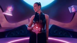 Dua Lipa, Billie Eilish and Travis Scott Travel Through Warren Fu's Sci-fi Universe for Spotify