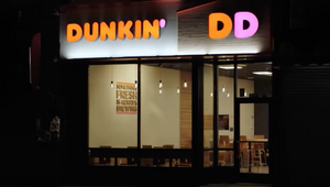 Dunkin' Brings Back the Love in Sweet Spot