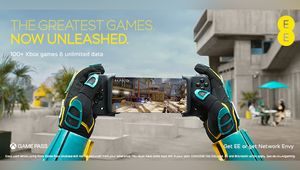 EE Unleashes Exclusive Xbox Game Pass Campaign for on the Go Gamers