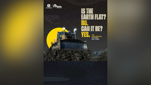 Flat Earthers Meet Earth Flatteners in Tongue in Cheek John Deere Campaign