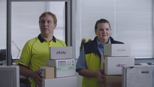 eBay's Playful Posties Are Back for eBay Tuesdays