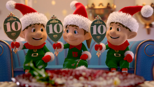 Lidl Elves Have Re-Entered the Building for Joyous Christmas Campaign