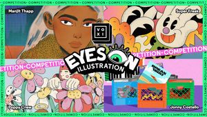 VOXI Supports Young Artists and Illustrators with Eyes On Platform
