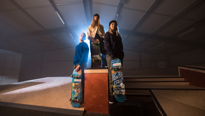 OnePlus and Best in Class Skateboarders Team up for Benelux Brand campaign